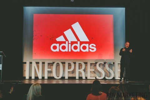 RDV Marketing Adidas Infopresse