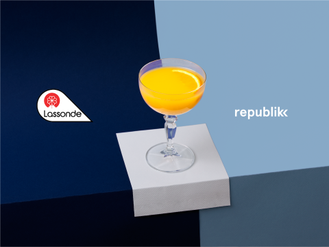 Lassonde retains Republik's services for its content and influencer marketing