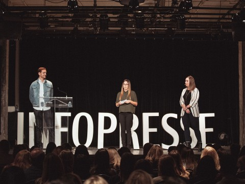 The top 5 takeaways from Infopresse's influencer marketing conference