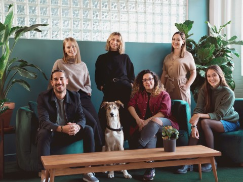Republik welcomes 7 employees to their new offices