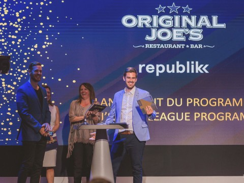 Republik brings home some gold for campaign of the year!