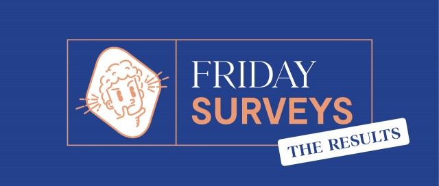 Friday Surveys' Results