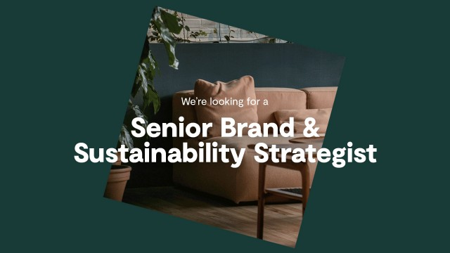 We are looking for a director brand strategy