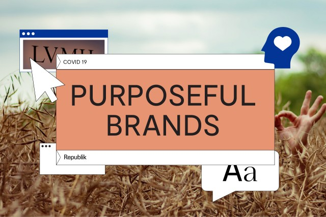 Examples of brands that stand out by putting their purpose to work (Updated on April 19)